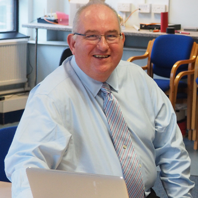 David Bate, the EDA's ETIM-UK Project Manager