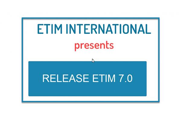 ETIM 7.0 from ETIM International