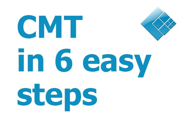 6 steps to the Classification Management Tool