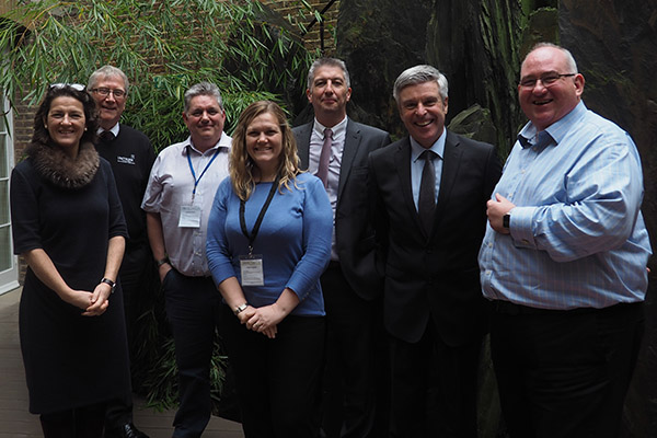Cable Management - Channel and Trunking experts gather to create the ETIM classification for the UK