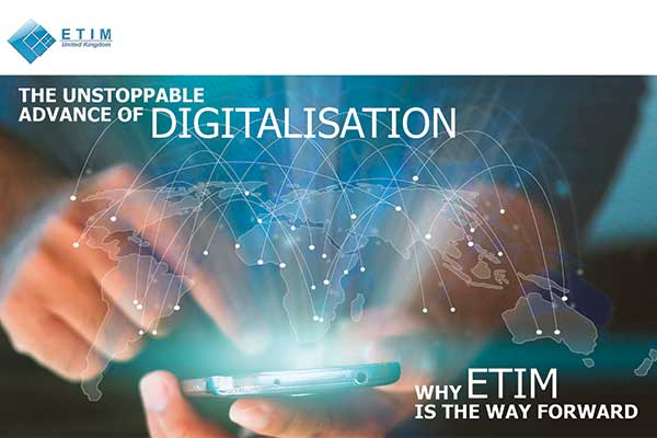 The unstoppable advance of digitalisation