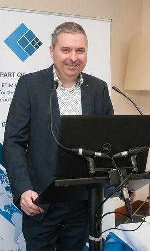 Marc Habets, Technical Director ETIM International